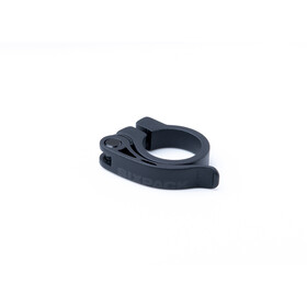 Sixpack Menace Collier de selle Ø31,8mm, stealth black